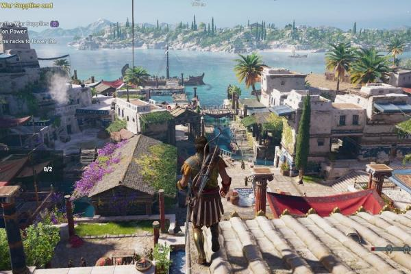 Nuevos detalles sobre la historia de Assassin's Creed Odyssey