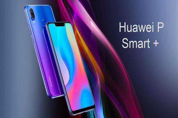El nuevo Smartphone de gama media de Huawei P Smart+