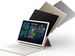 Huawei y sus dos mejores tablets Una con Windows y otra con Android