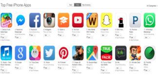 Las apps más famosas de la App Store en sus 10 años de existencia