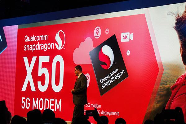 Qualcomm ha creado la primera antena de red 5G para smartphones