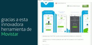 Smart Test. App Telefonica