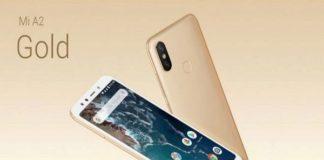 Xiaomi y sus nuevos smartphones Mi A2 y Mi A2 Lite