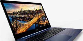 Acer relanza su línea de ordenadores portátiles Swift