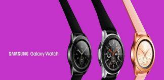 El nuevo reloj de Samsung Galaxy Watch