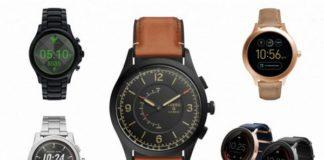Fossil acordó desarrollar línea de relojes inteligentes con BMW