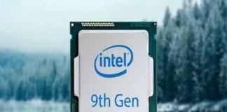Intel lanzará en primer trimestre de 2019 procesadores de novena generación