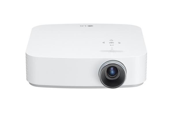 LG tiene una serie de proyectores de última generación