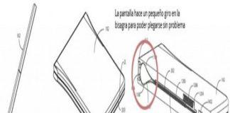 Motorola registró patente sobre teléfono con pantalla flexible