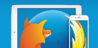 Mozilla actualizó navegador Firefox para iOS