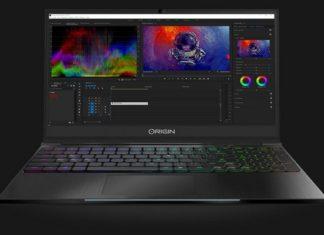 Origin y sus nuevos ordenadores portátiles para gamers con Intel Core i9