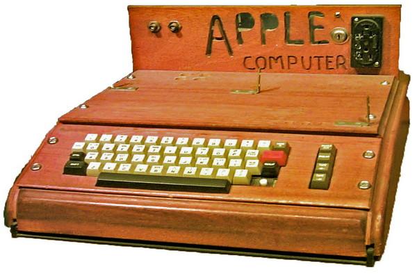 Subastarán ordenador Apple I en septiembre