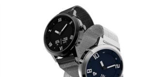 Watch X Plus Nuevo reloj inteligente de Lenovo