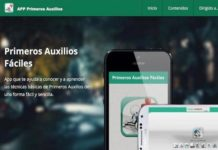 Dos apps para primeros auxilios de gran ayuda