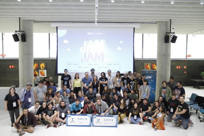 Game Jam 2018. Talentum Telefónica