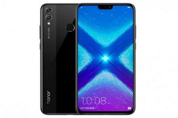 Honor presentó en China su smartphone 8X