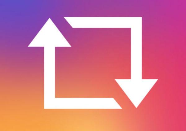 Instagram Repost