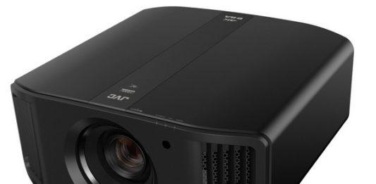 JVC presentó dos proyectores que exhiben imágenes con resolución 4K