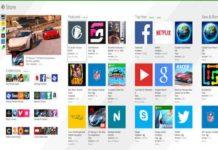 Microsoft Store sigue perdiendo terreno en el negocio de las apps