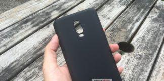 OnePlus 6T características diseño