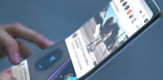 Samsung Galaxy F plegable