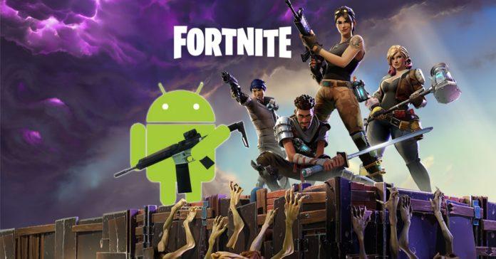 Fortnite Android Beta abierta 1
