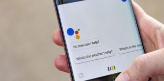 Google Android desbloqueo por voz