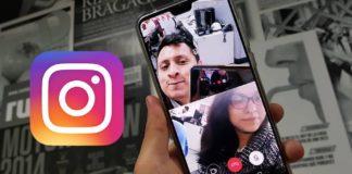 Instagram videollamadas seis participantes