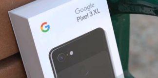 Pixel 3 Pixel 3 XL Google