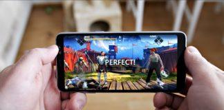 Samsung móvil gamer
