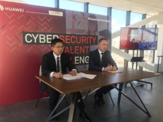 huawei ciberseguridad competicion