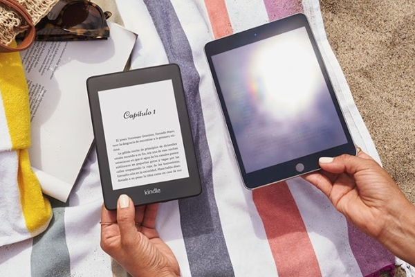 kindle paperwhite modelo 2018