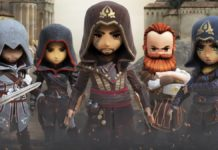 Assassin's Creed Rebellion móviles
