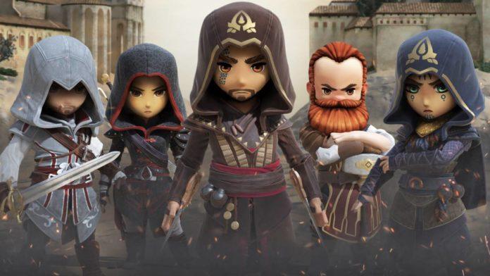 Assassin's Creed Rebellion móviles