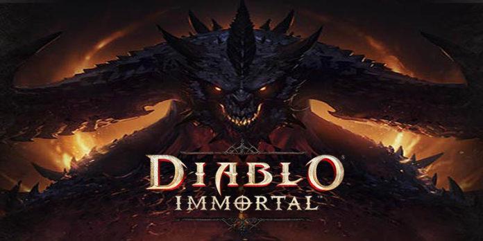Diablo Inmortal móviles