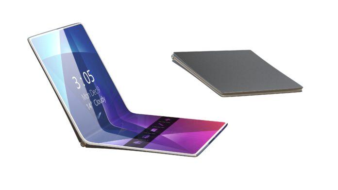 Huawei móvil plegable