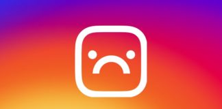 Instagram caído 2