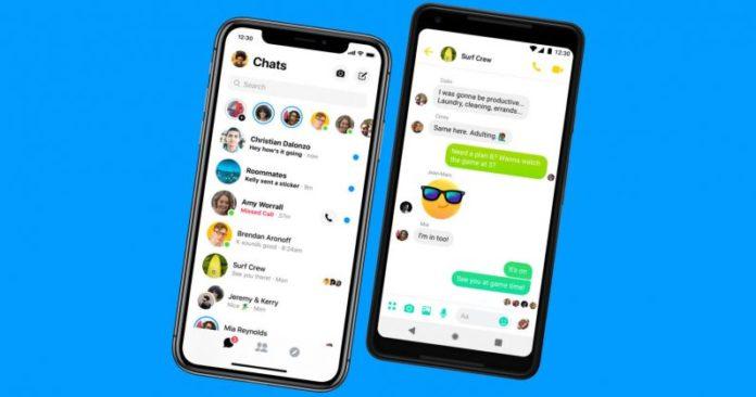 Messenger bug chats antiguos 2