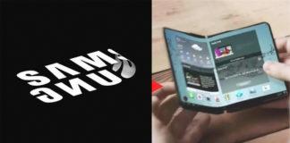 Samsung móvil plegable oficial