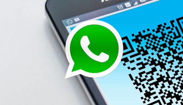 WhatsApp agregar contacto código QR