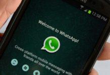 WhatsApp mensajes Drive
