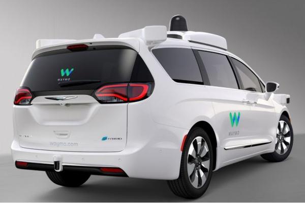 waymo coche google