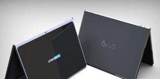 LG tablet 2019