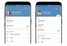 Telegram 5.0