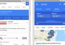 google asistente retrasos vuelos