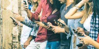 España uso del móvil