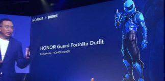 Honor View 20 Fortnite