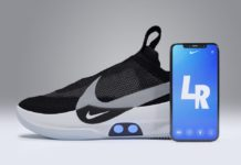 Nike Adapt BB zapatillas inteligentes