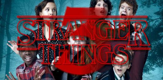Stranger Things 3 fecha de lanzamiento