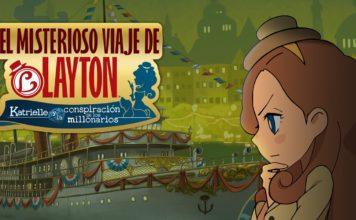 El misterioso viaje de Layton Nintendo Switch